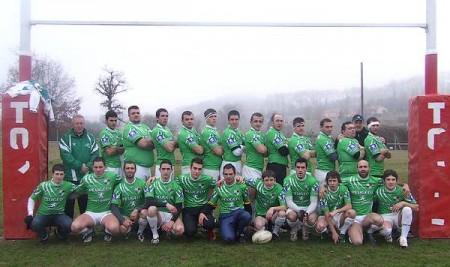 Equipe de Rugby de Rieubach